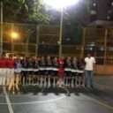 2 de febrero, final de  microfútbol femenino
