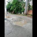 Comunidad de Cañaveral de  Panamericano exige arreglo de vía
