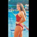 Angie Arenas, una joven promesa  de la natación en Santander