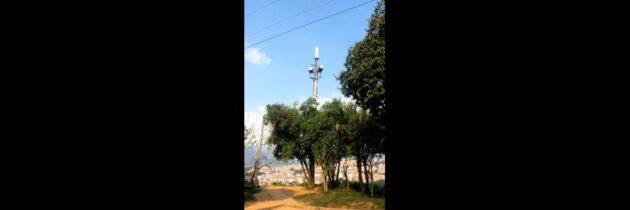 Piden control a la antena de Molinos