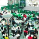 Mañana habrá zona gastronómica y fútbol en Caracolí