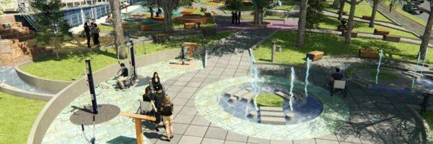 Aprueban recursos para la construcción del Parque Incluyente La Pera