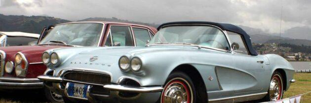 Este fin de semana disfrute del Museo Rodante de Carros Clásicos y Antiguos