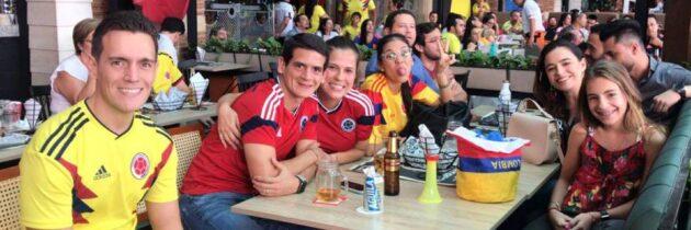 Fútbol en Caracolí