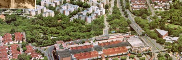 Así nació la urbanización Andalucía