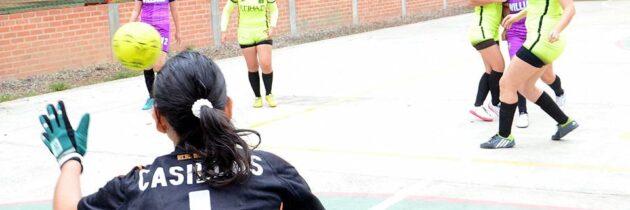 Abren convocatoria para el  Torneo de Microfútbol femenino