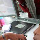 Inscripción de cédulas para  elecciones presidenciales