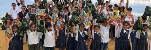 Cañaveral sigue entregando  sonrisas a niños del sector rural