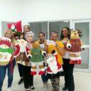 Finaliza curso navideño en Cañaveral