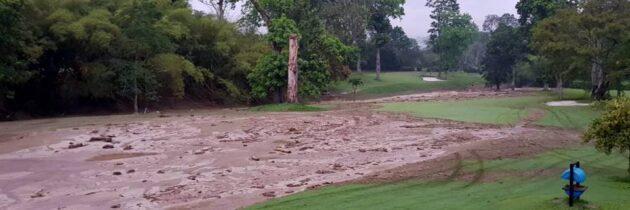 Campo de golf funcionaría en dos semanas