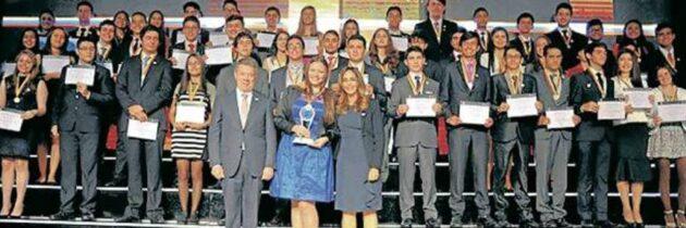 Estudiantes de Floridablanca, entre los mejores del país