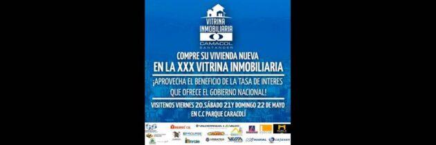 Este fin de semana,  Feria Inmobiliaria en Caracolí