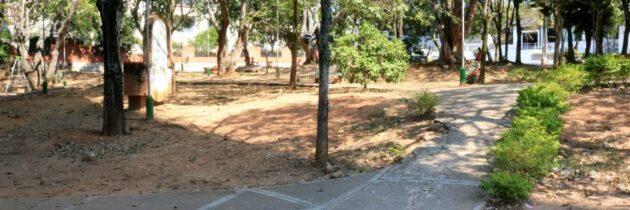 Sigue expectativa  por el parque La Pera