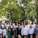 Bienvenida a estudiantes internacionales