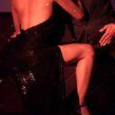 Noche de tango en disco, canto y baile