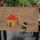 """Policía adelanta la  campaña """"informar paga"""""""