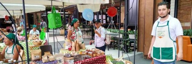 Este fin de semana llega el Ecomercado a Caracolí
