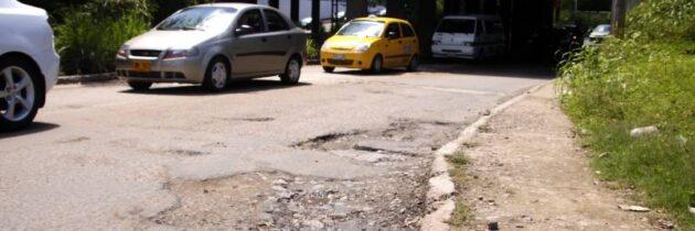 Huecos en Cañaveral siguen creciendo