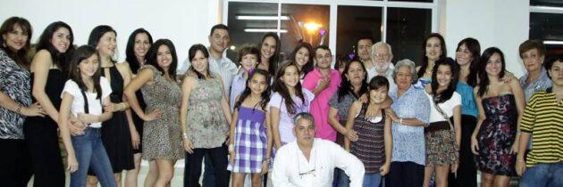 15 años María Gabriela