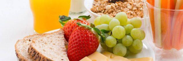 Desayuno, la clave  para tener un buen día